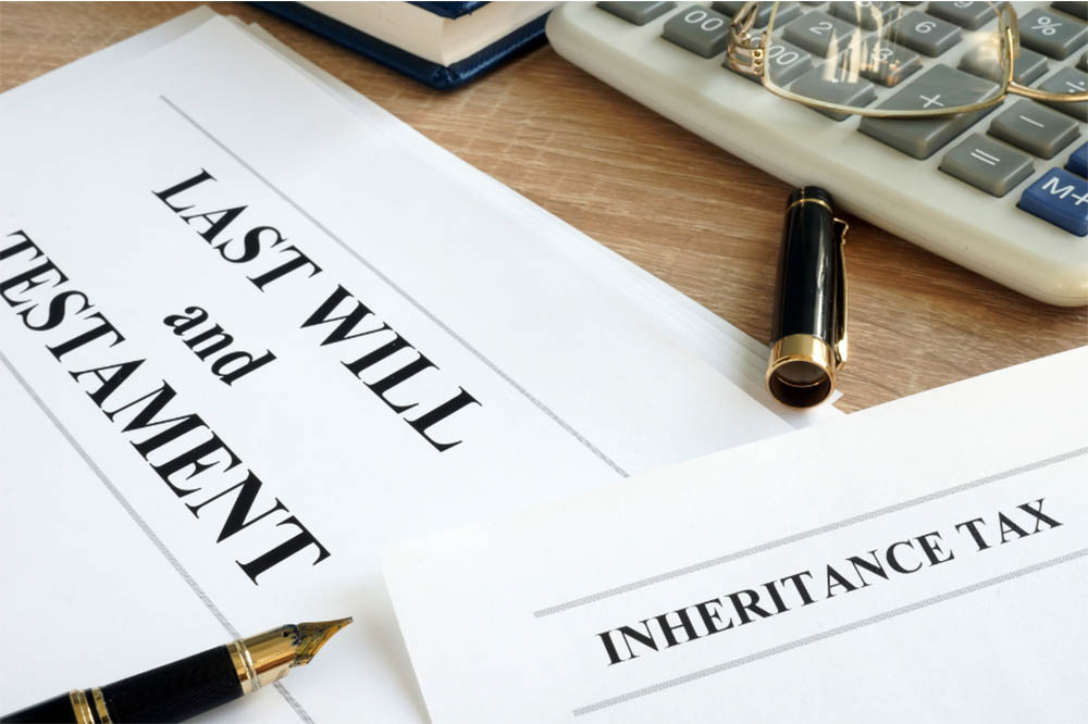 how long does it take to receive inheritance