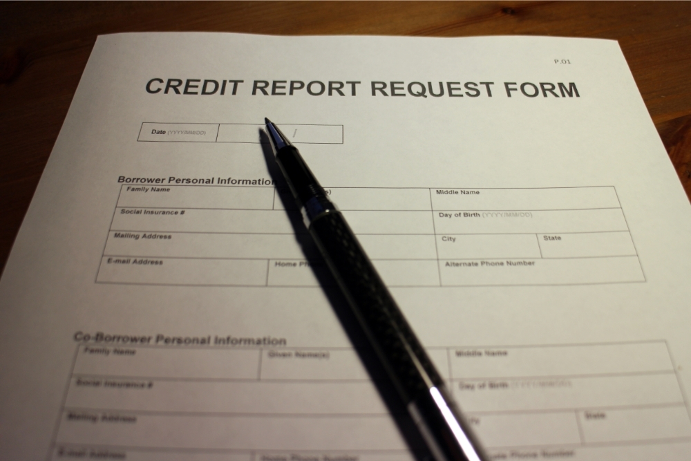How To Change Address On Credit Report
