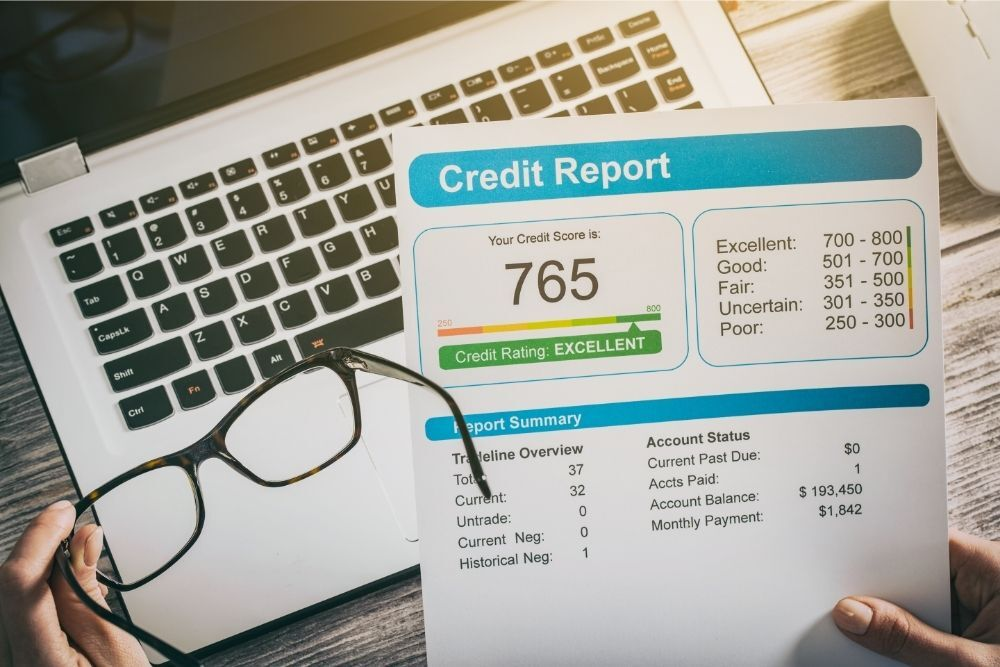 How many points will my credit score increase when a repo is removed