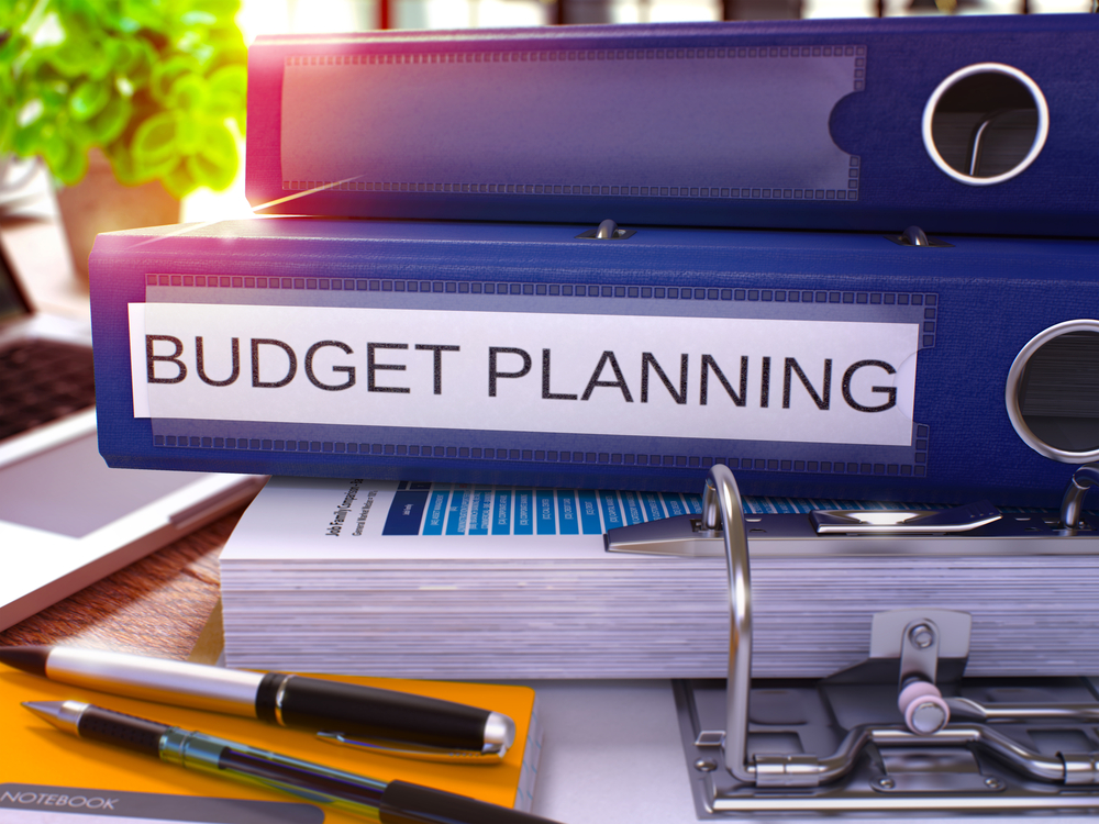 What Are The Four Steps In Preparing A Budget