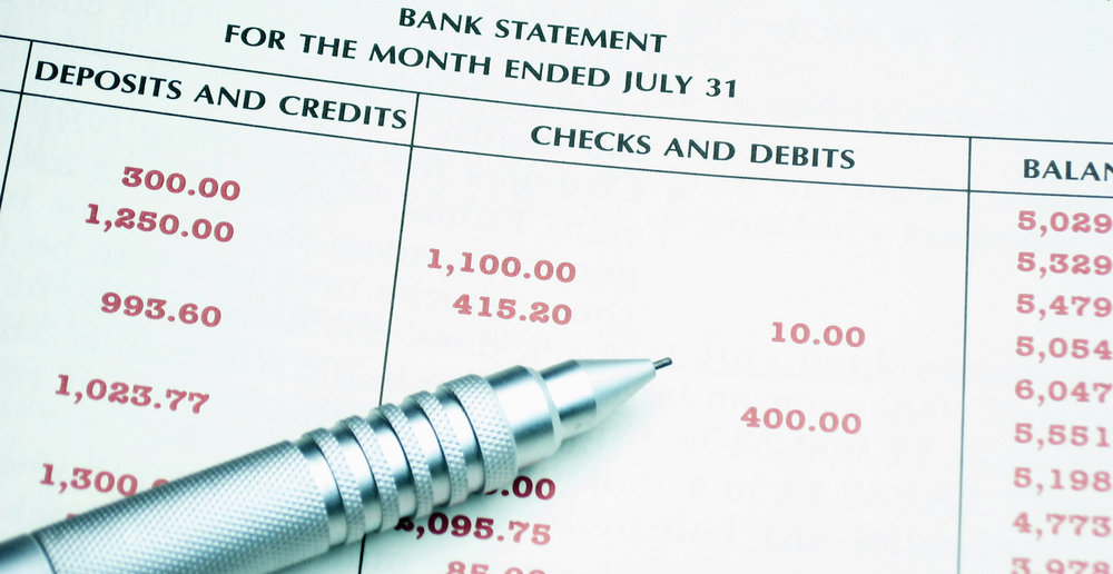 What is the safest way to dispose of old bank account statements