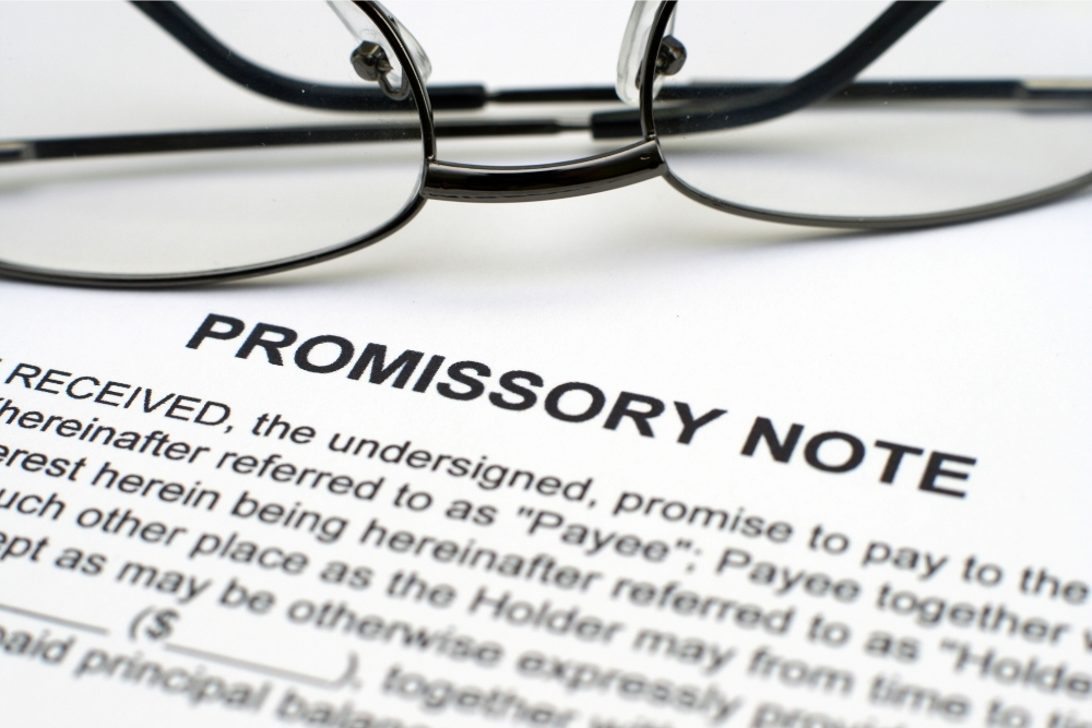 Do Banks Legally Have To Accept Promissory Notes?