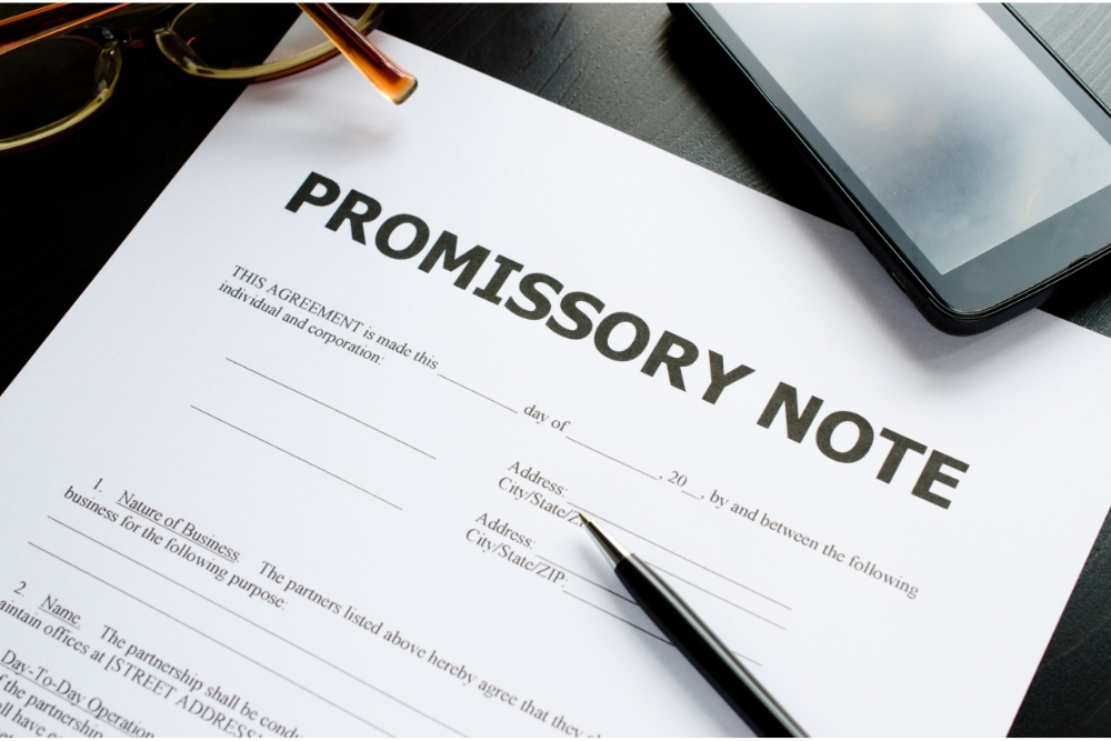 How Long Is A Promissory Note Valid