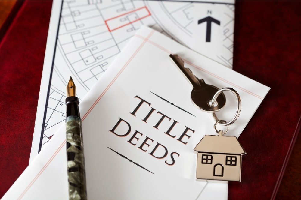Who Keeps the Title Deeds to my House?