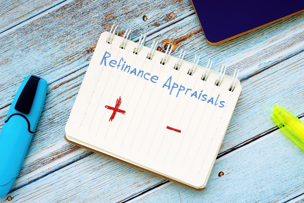 Who Pays for Appraisal Refinance